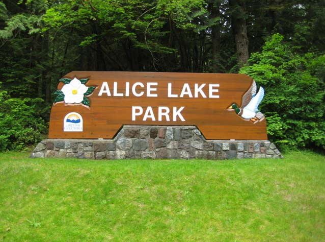 Alice Lake Provincial Park